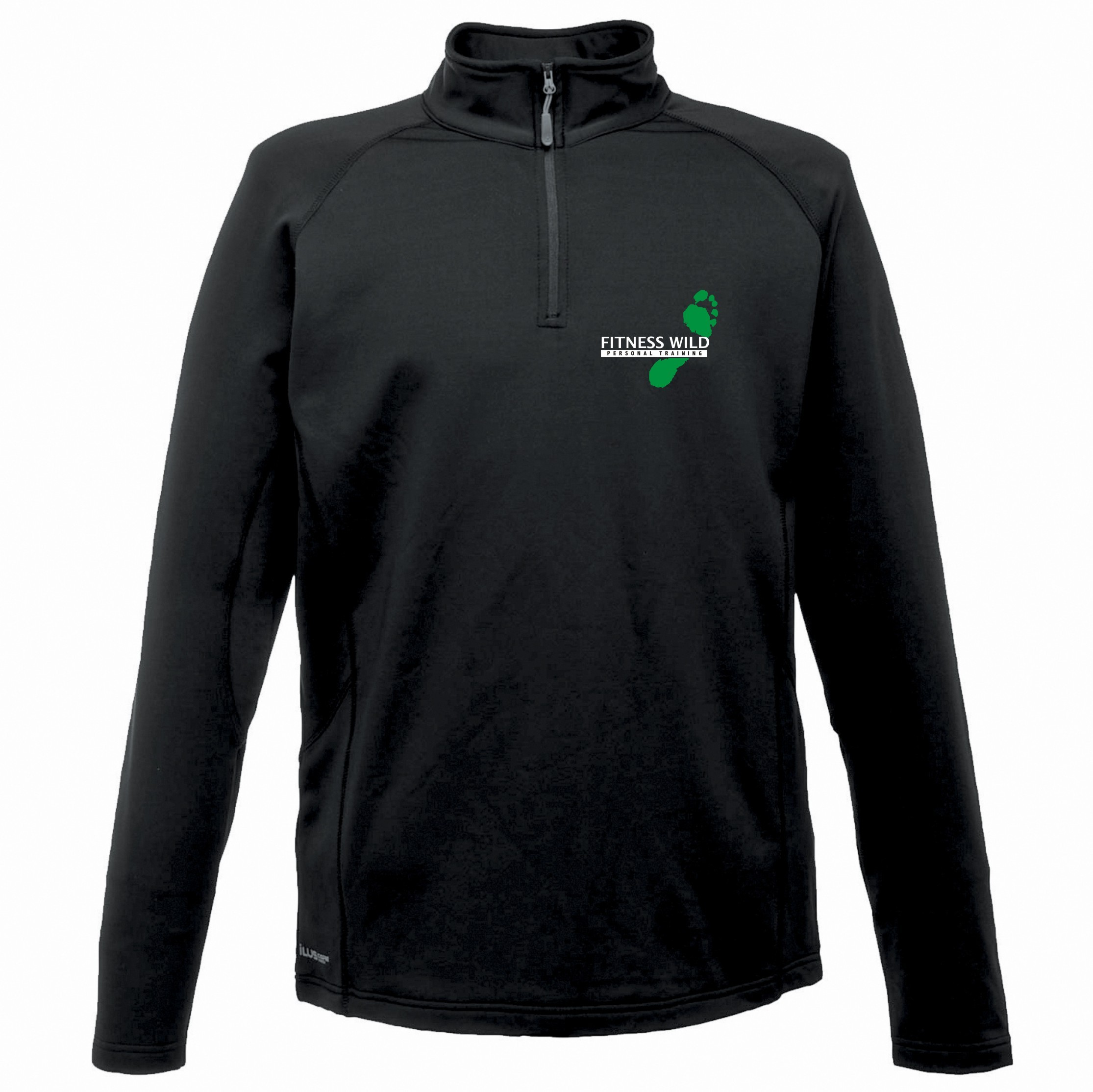 Distribute 1/2 zip core stretch midlayer