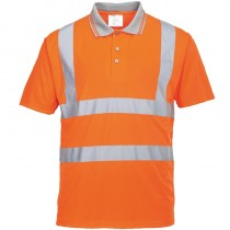 Hi-vis polo shirt -S477/RT22-