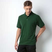 Workwear polo with Superwash 60°C