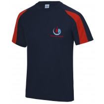 CLUB CONTRAST TRAINING TOP