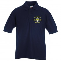 Kids Embroidered Polo Shirt