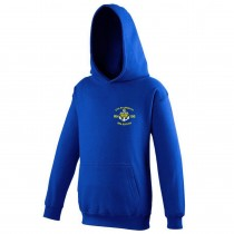 Kids Embroidered Hoodie
