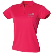 New Improved Women's Coolplus Polo