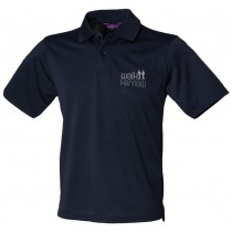 New Improved Unisex Coolplus Polo